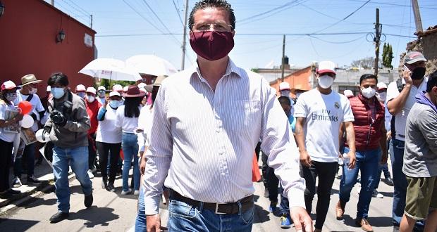 Incumplimiento de Arriaga en San Pedro no me afecta: Lorenzini
