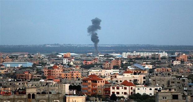 Israel ataca Gaza con tanques para destruir túneles de Hamas