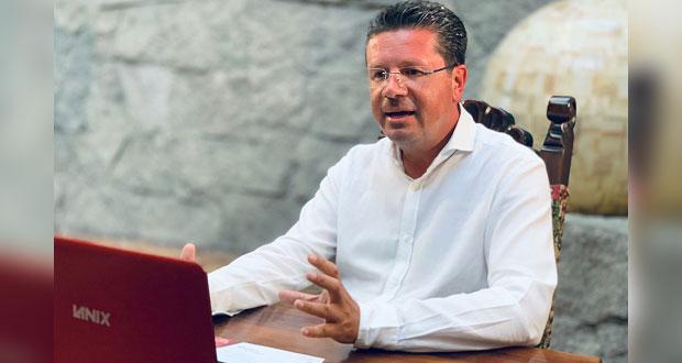 Julio Lorenzini propone crear 3 comandancias y patrullaje con drones