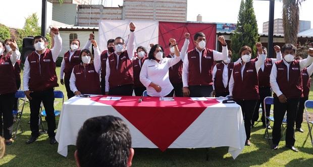 Karina Pérez plantea 5 ejes rectores; entre ellos diseño urbano
