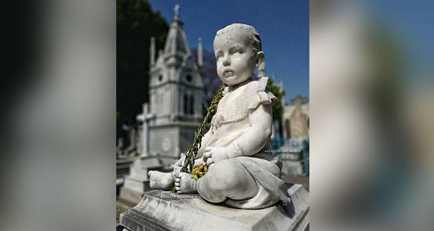 Mausoleos, esculturas y tumbas hacen a Panteón Francés patrimonio