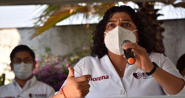No hay persecución política contra Tlatehui, afirma Karina Pérez