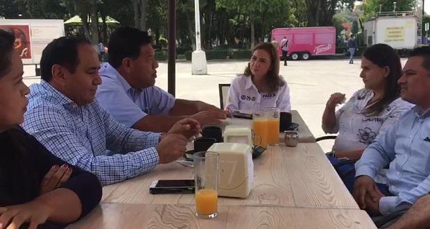 No se permitirá más violencia contra las mujeres en San Pedro: Angon