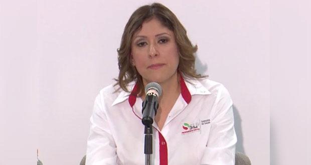 Otro round de Morena vs INE: proyectan bajar a Mónica Rangel en SLP