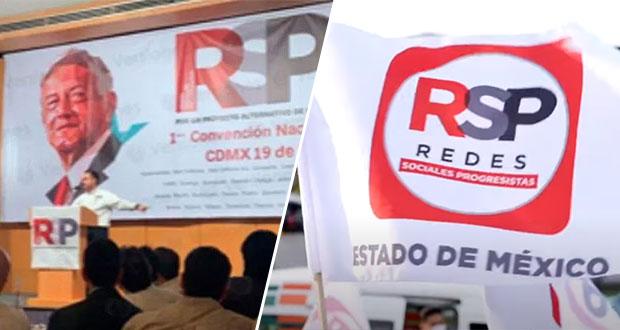 RSP usaba imagen de AMLO en 2019; ahora lanza spot en contra