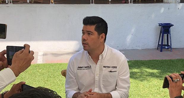 Ruiz Esparza, uno de los punteros por alcaldía de Puebla: Natale