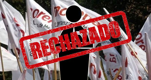 Van 7 candidaturas a diputaciones locales de Morena rechazadas