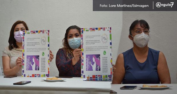 Red exige al IEE no simular combate a violencia de género en elecciones. Foto: EsImagen
