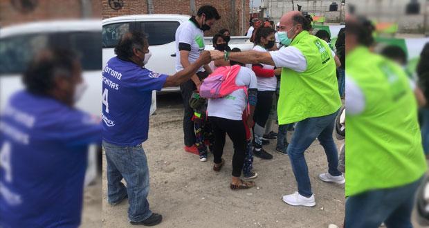 De ganar, tendré una administración sensible a la gente: Ruiz Esparza