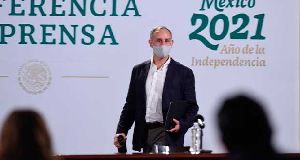 Informe Covid de López-Gatell termina viernes