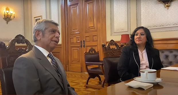 AMLO baja a Irma Eréndira Sandoval de SFP; 10° cambio en su gabinete