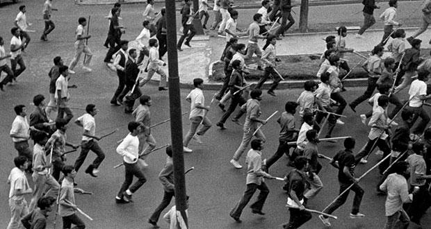AMLO ofrece disculpa a víctimas de matanza del 10 de junio de 1971