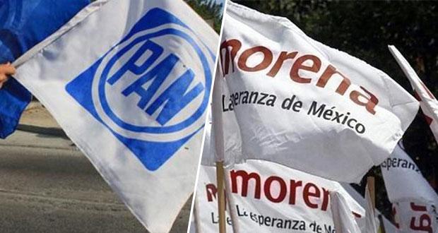 Arrebata PAN a Morena 5 municipios de zona metropolitana, según PREP