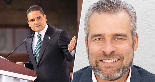 Aureoles acusa que a Ramírez Bedolla lo puso el narco; Delgado revira
