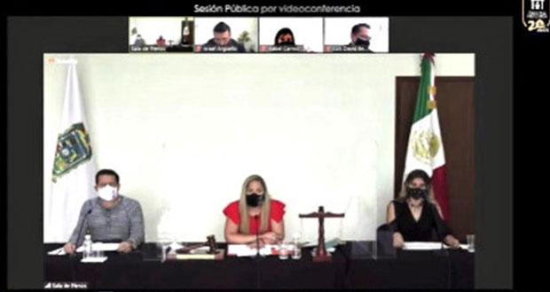 Avalan candidaturas de RSP en Coronango y Morena en Francisco Z. Mena