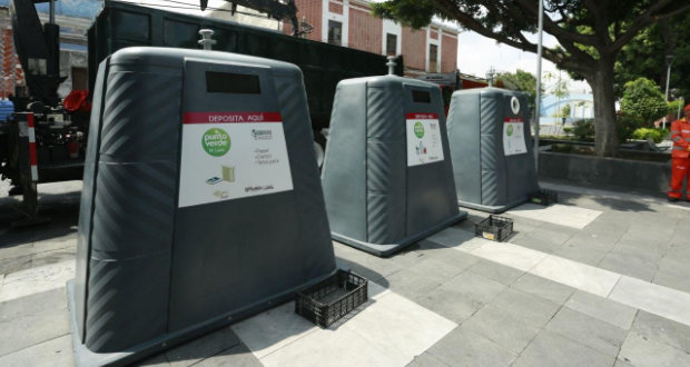 Ayuntamiento de Puebla crea infraestructura para gestión de residuos
