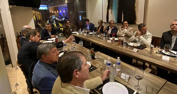CCE de Puebla busca atraer inversiones de Ensenada y Tijuana
