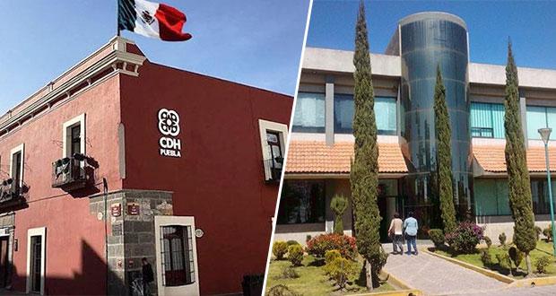 CDH emite recomendación a San Martín por detención arbitraria