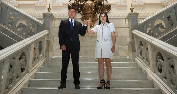 Aprueban 14 mdp para entrega-recepción entre Claudia Rivera y Eduardo Rivera