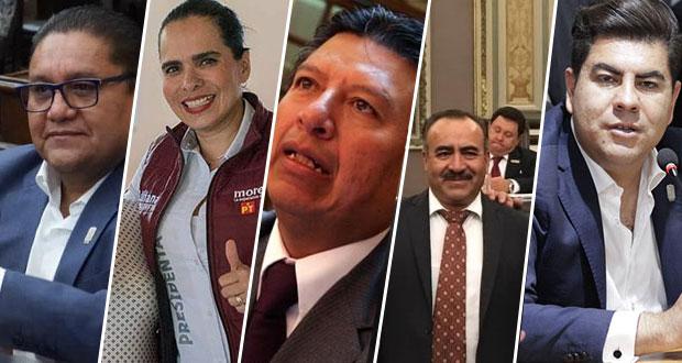 Con las manos vacías, regresan 5 diputados a Congreso tras elección