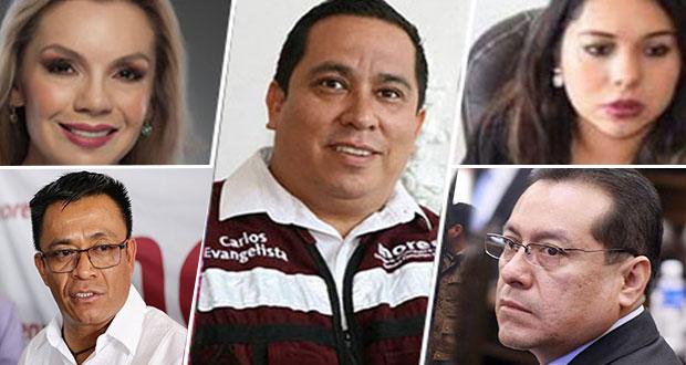 Morena y PT conseguirán 6 diputaciones pluris  en Puebla