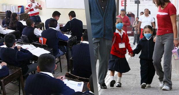 A una semana de vuelta a aulas, en CDMX van 3 casos Covid en alumnos