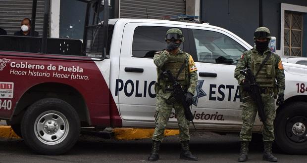 Desata protesta revisión de armamento por Ejército en Policía Estatal