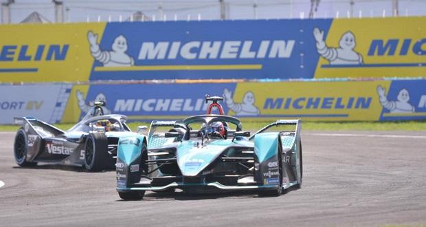 Di Grassi y Mortara vencen en Premio de la Fórmula E en Puebla