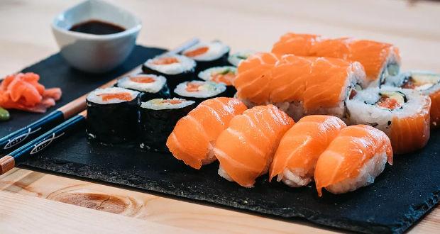 ¿Hambre? Celebra el Día Internacional del Sushi este 18 de junio