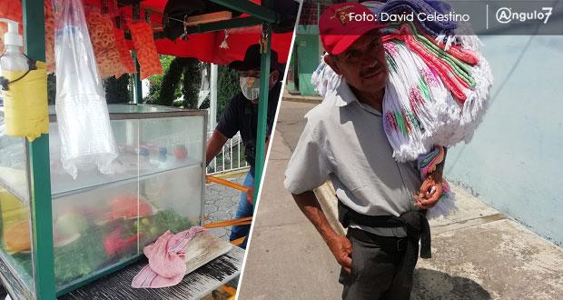 En su día, salen padres de Puebla en busca de la venta de domingo