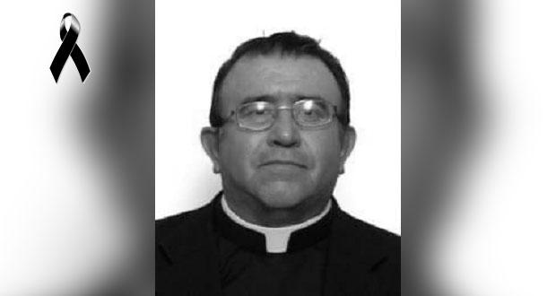 Fallece otro sacerdote en Puebla a causa del Covid; suman 18