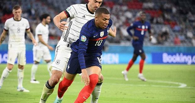 Francia venció 1 a 0 a Alemania en su debut en la EURO 2020