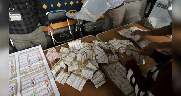 Habrá recuento de votos federales en 59.5% de casillas: INE