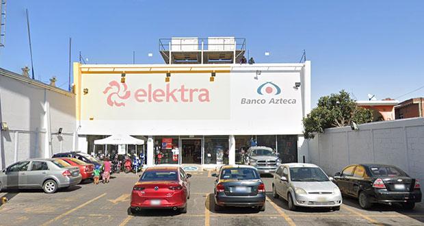 Hacen boquete en Elektra de Xonacatepec para robar 350 mil pesos
