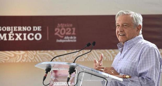México, ejemplo de manera de gobernar con el pueblo: AMLO