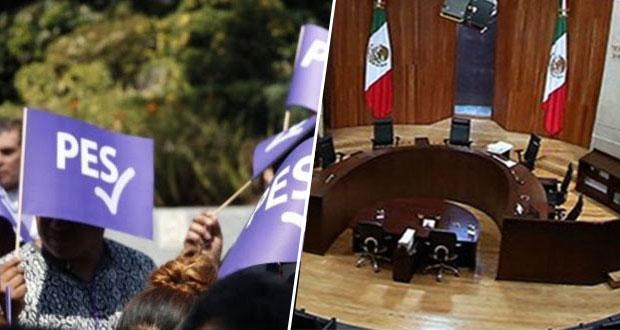 PES impugna ante el Tepjf elección federal a distrito 8 de Puebla