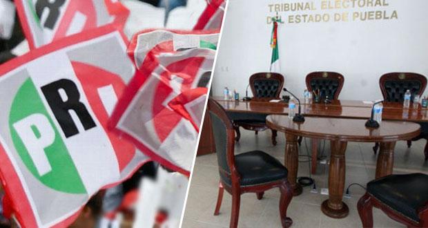 PRI impugna en TEEP actas en distritos de Zacapoaxtla y Acatlán