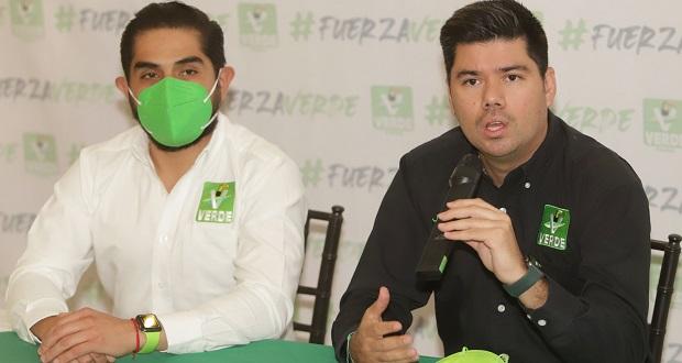 PVEM será crítico en Cabildo y Congreso, afirma Jaime Natale