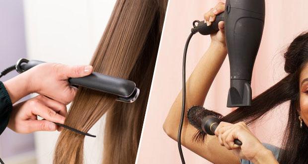 Profeco detecta alisadoras y secadoras de cabello con baja eficacia
