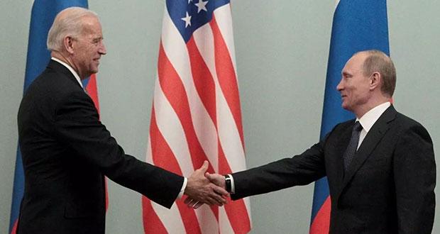 Putin y Biden acuerdan regreso de sus respectivos embajadores