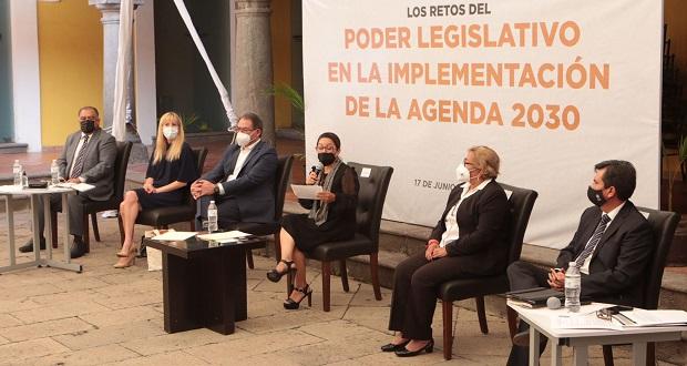 Realiza Congreso conversatorio sobre retos de Agenda 2030