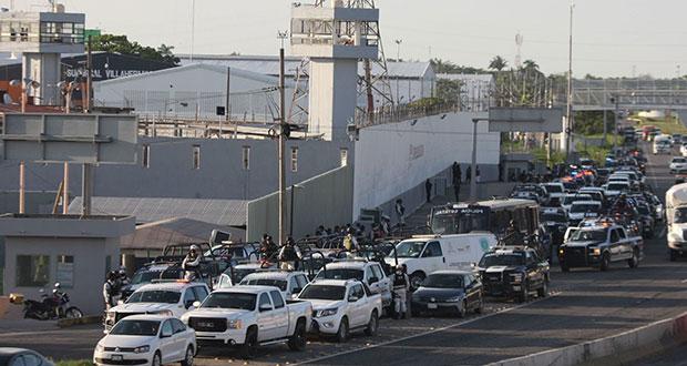 Riña en centro penitenciario de Tabasco deja al menos seis fallecidos