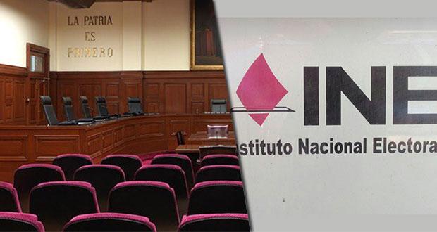 SCJN rechaza que INE reciba recursos extras para consulta sobre expresidentes