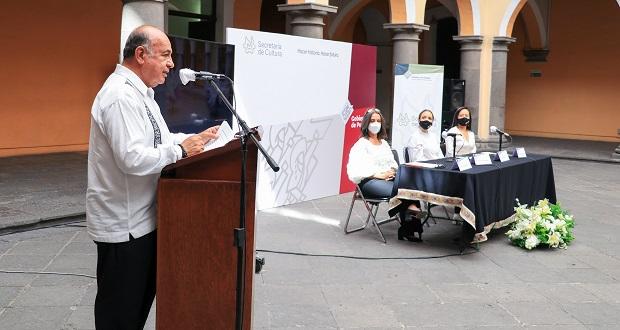 Secretaría de Cultura realiza más de 300 actividades en Puebla