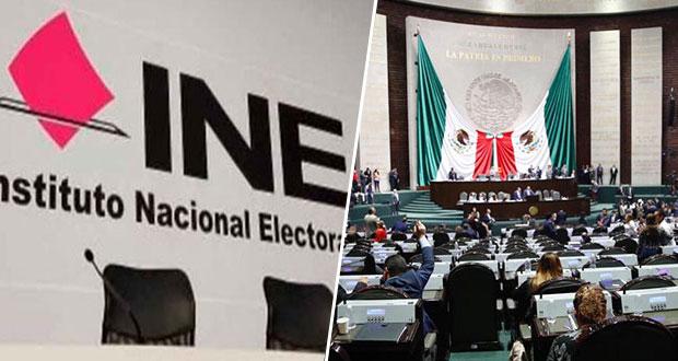 Sin cambios, INE oficializa diputaciones federales de Puebla; Morena con 11
