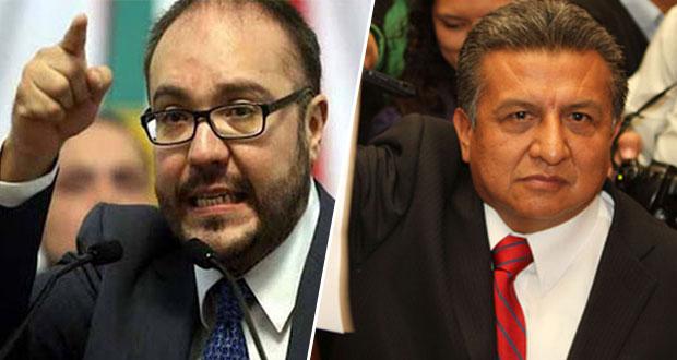 Suspenden votación para desafueros de Huerta y Toledo; sin quórum