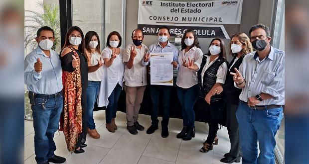 Tlatehui será alcalde de San Andrés; IEE le da constancia de mayoría