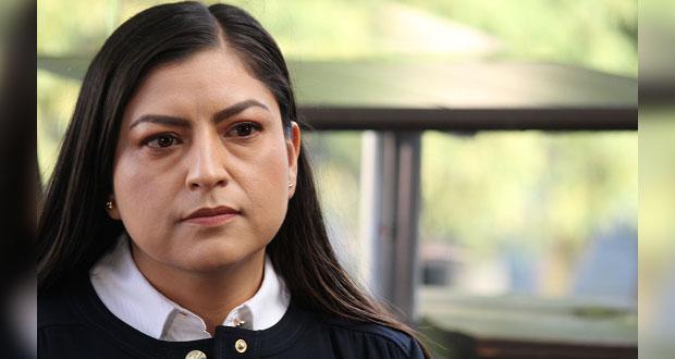Tras elecciones, Claudia Rivera se reincorpora como edil de Puebla