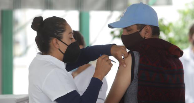 Vacunación contra Covid a mayores de 40 años en la capital inicia el viernes