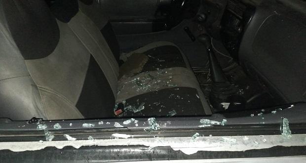 Vandalizan vehículo de asesor legal del edil electo en Huitzilan